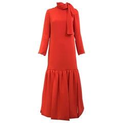 1970s Pierre Cardin Drop Waist  dress