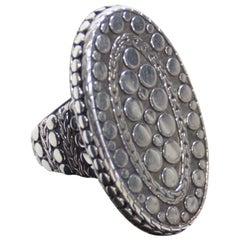 John Hardy Sterling Silver Ring