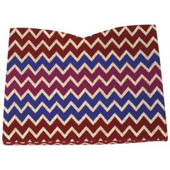 Missoni Signature Zig Zag Clutch