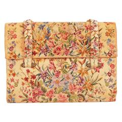 Morabito, Paris Fine Needlework Evening Bag  or Clutch
