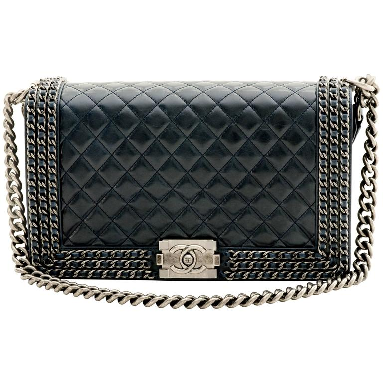 Chanel New Medium Chained Boy 1