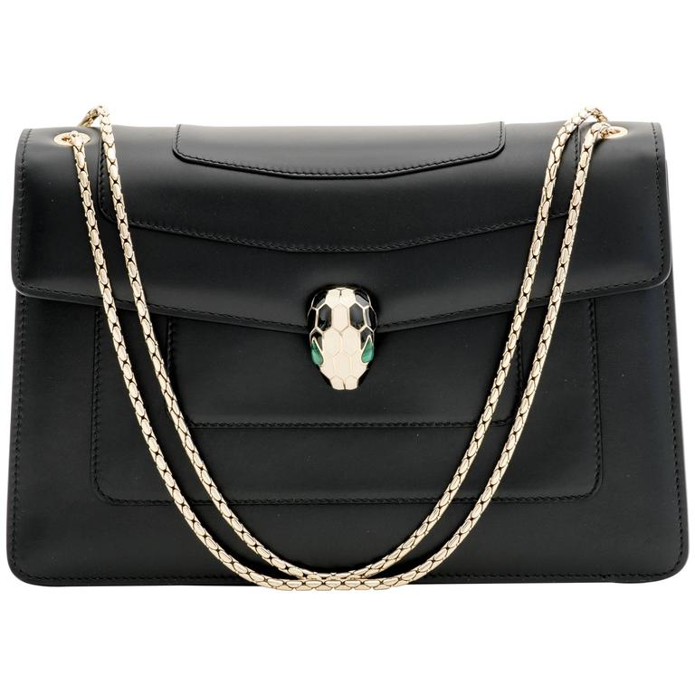Bulgari Serpenti Forever Shoulder Bag At 1stdibs