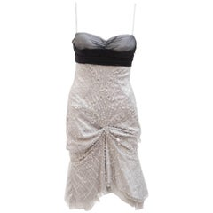 Gucci Crystal embellished dress
