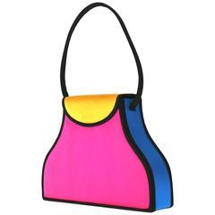 Renaud Pelligrino Color Blocked Bag