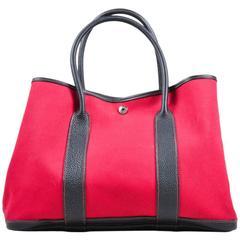 be9e98ccf34c Vintage Herm¨¨s Shoulder Bags - 212 For Sale at 1stdibs. price of birkin bag  - hermes negonda garden party 36 mm noir black tote bag