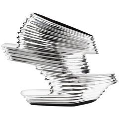 "Zaha Hadid  ""NOVA"" Shoes Exhibited  At V&A ""Shoes: Pleasure and Pain"" New 37"