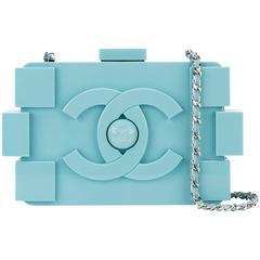 Chanel Boy Brick Clutch