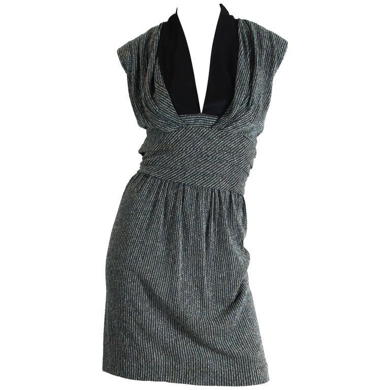 Balenciaga Draped Dress