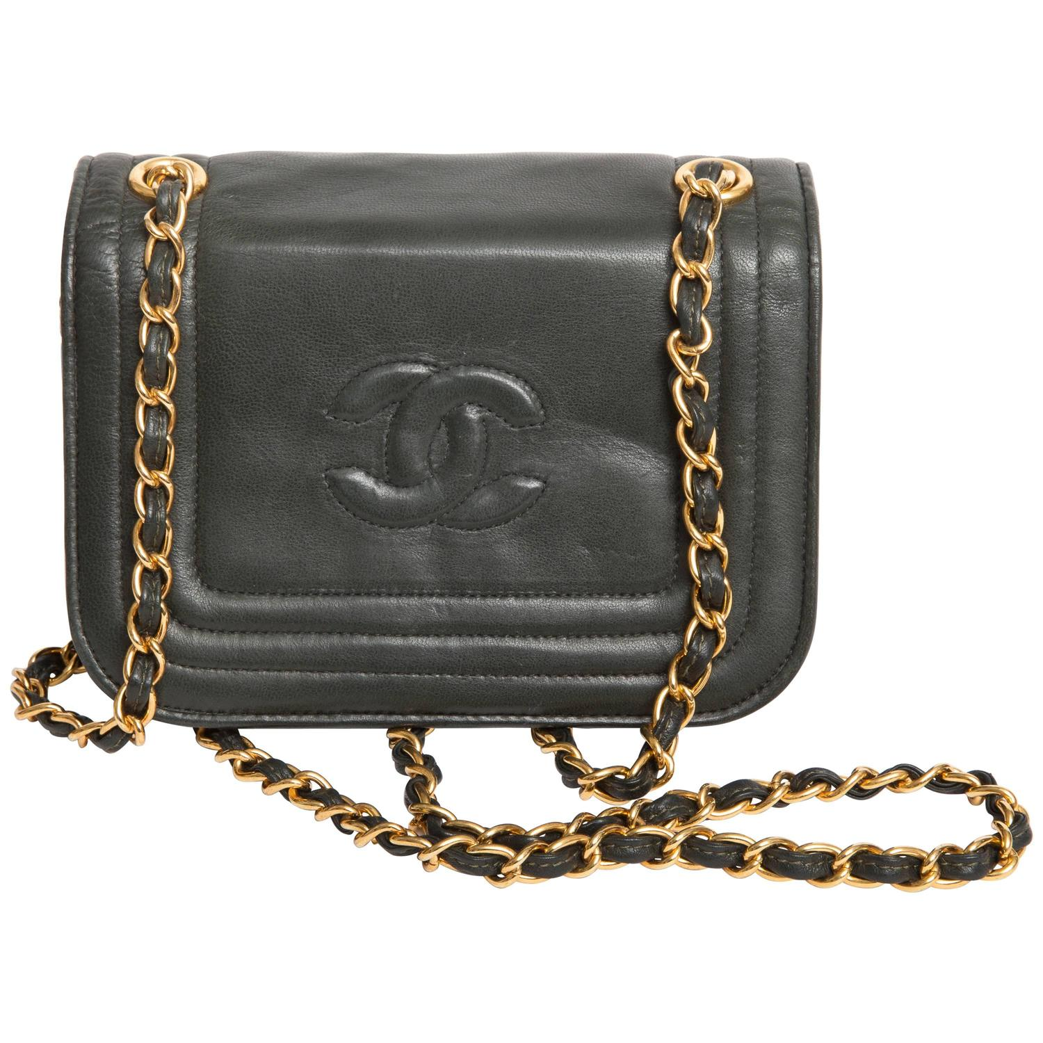 f379e8c1fb81 Vintage Chanel Bags For Sale | Stanford Center for Opportunity ...
