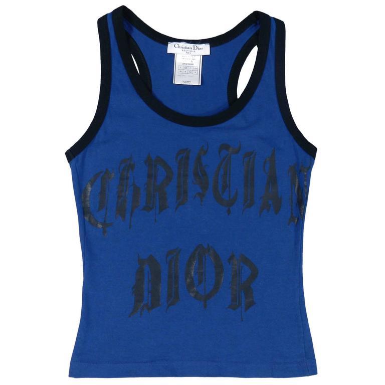 Christian Dior Dior Addict Shirt - Ontario Active School Travel