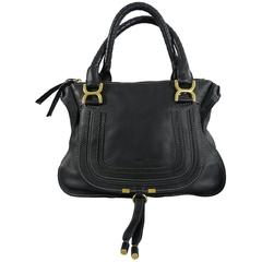 Chloe Black Marcie Bag
