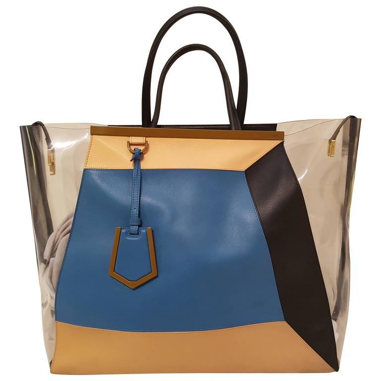 Fendi 2jours Bag For Sale at 1stdibs 62e370629ff86