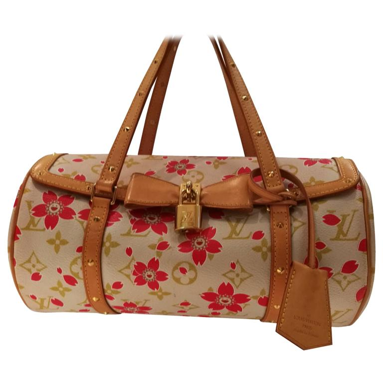 Louis Vuitton Limited Edition Cherry Blosson Papillom