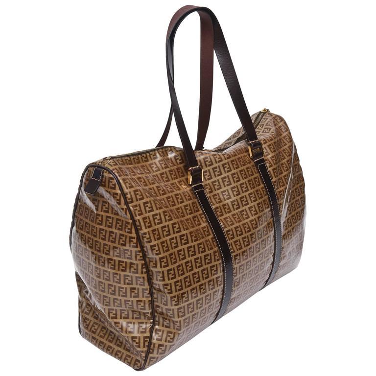 Fendi Large Overnight/ Travel Bag / SALE SALE 1