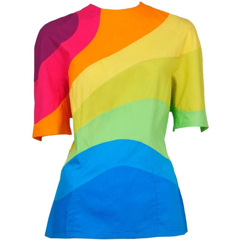 Rainbow Top For Sale