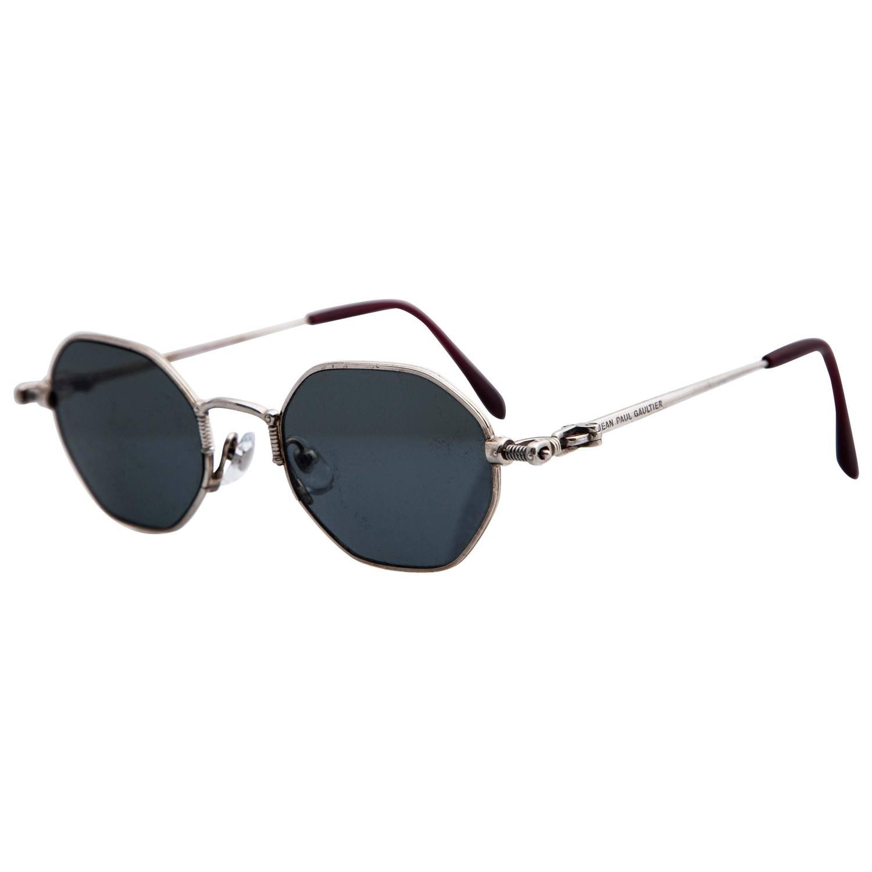 Vintage Jean Paul Gaultier Sunglasses 75 For Sale At 1stdibs Kacamata Steampunk 55 5103