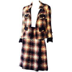 Chanel Haute Couture Suit, 1960s
