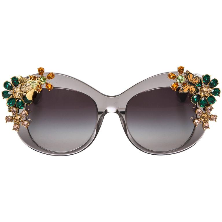 Dolce & Gabbana Enchanted Beauties Collection Sunglasses, Spring - Summer 2015 1
