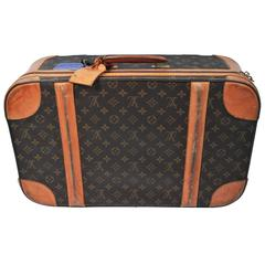 LOUIS VUITTON Vintage Carry On Suitcase Weekend Bag