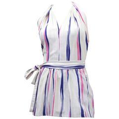 30s Linen Sun Dress