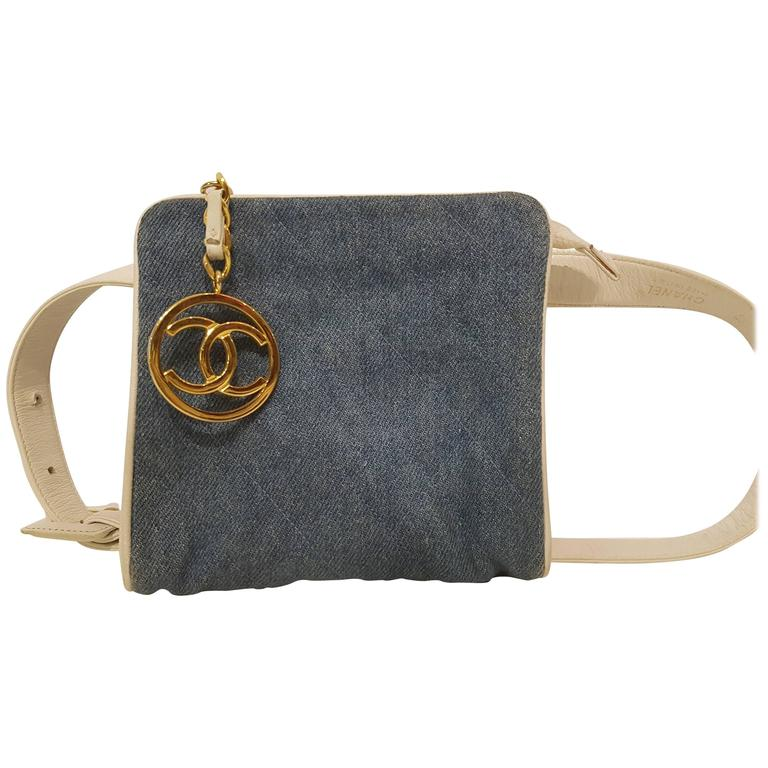 Chanel Fanny pack bag 1