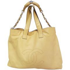 Chanel Beije Maxi shoulder Bag