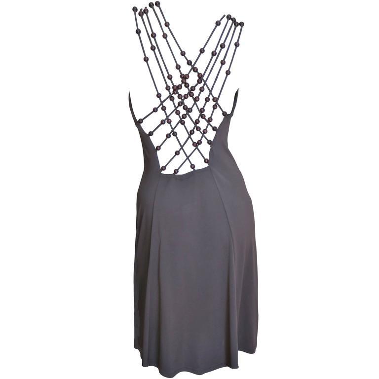 Celine Strappy Back Dress