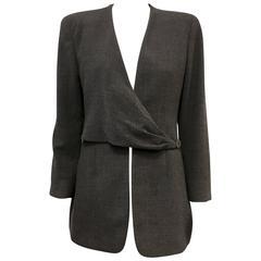 Vintage Armani Chic Wool Jacket