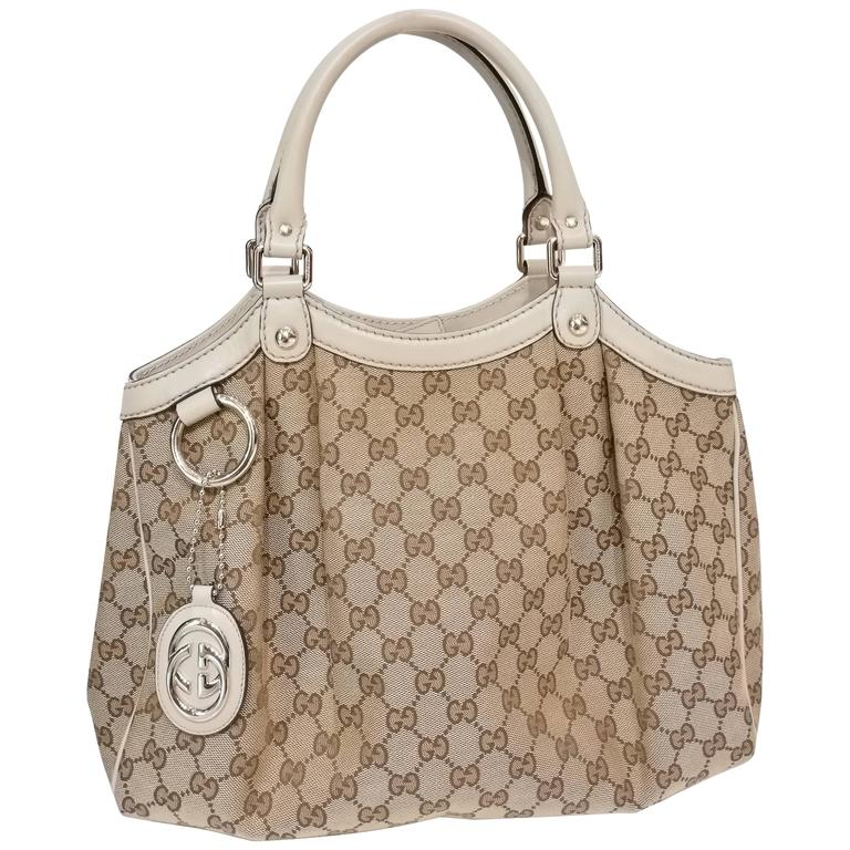 6014289884 Gucci Monogram Handbag - Foto Handbag All Collections Salonagafiya.Com