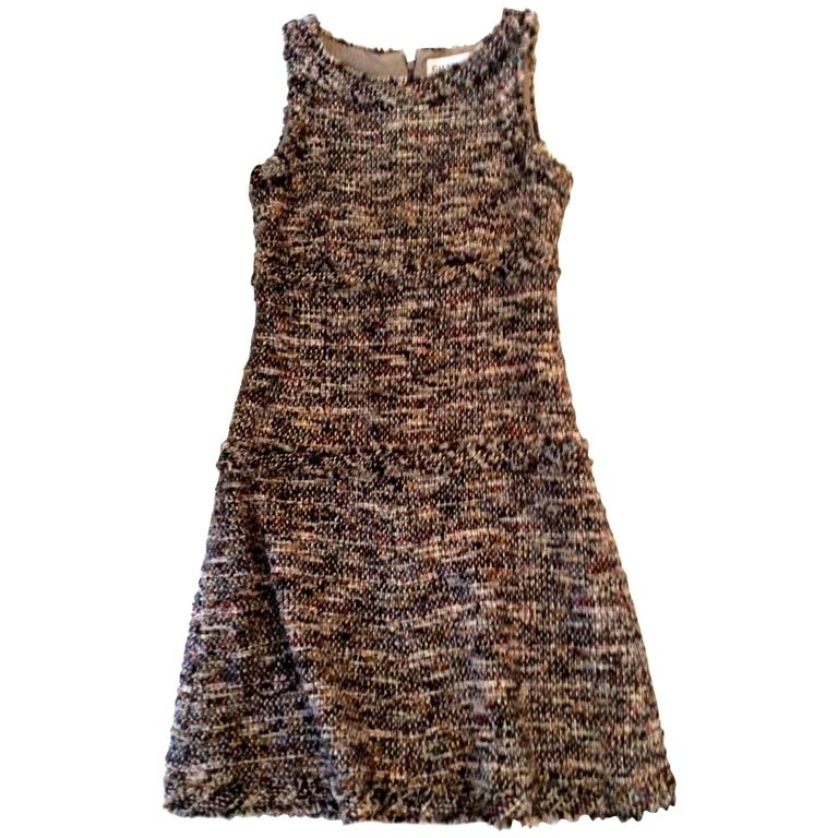 Chanel Dress - Marvelous Boucle - Size 38