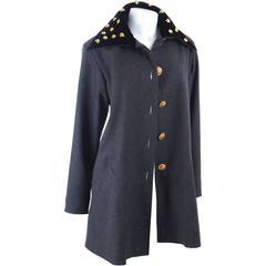 90's Christian Lacroix A-Line Jacket