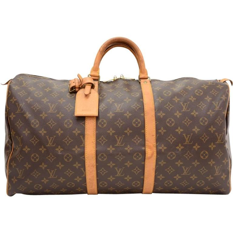 1stdibs 2000s Miu Miu Brown Leather Travel Bag mEMtIg - zanarasabina.com d854dd082f
