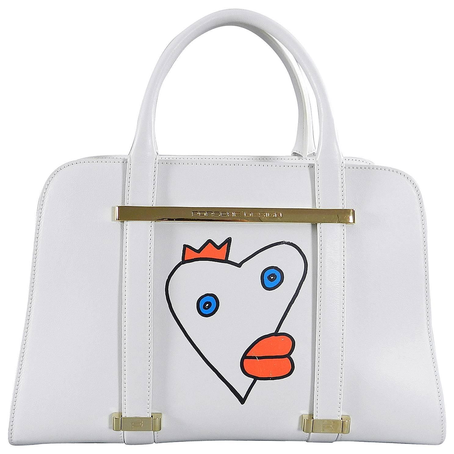 Porsche Design Twin Bag By Thierry Noir Limited Edition