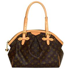 Louis Vuitton Monogram Coated Canvas Tivoli GM Bag with GHW