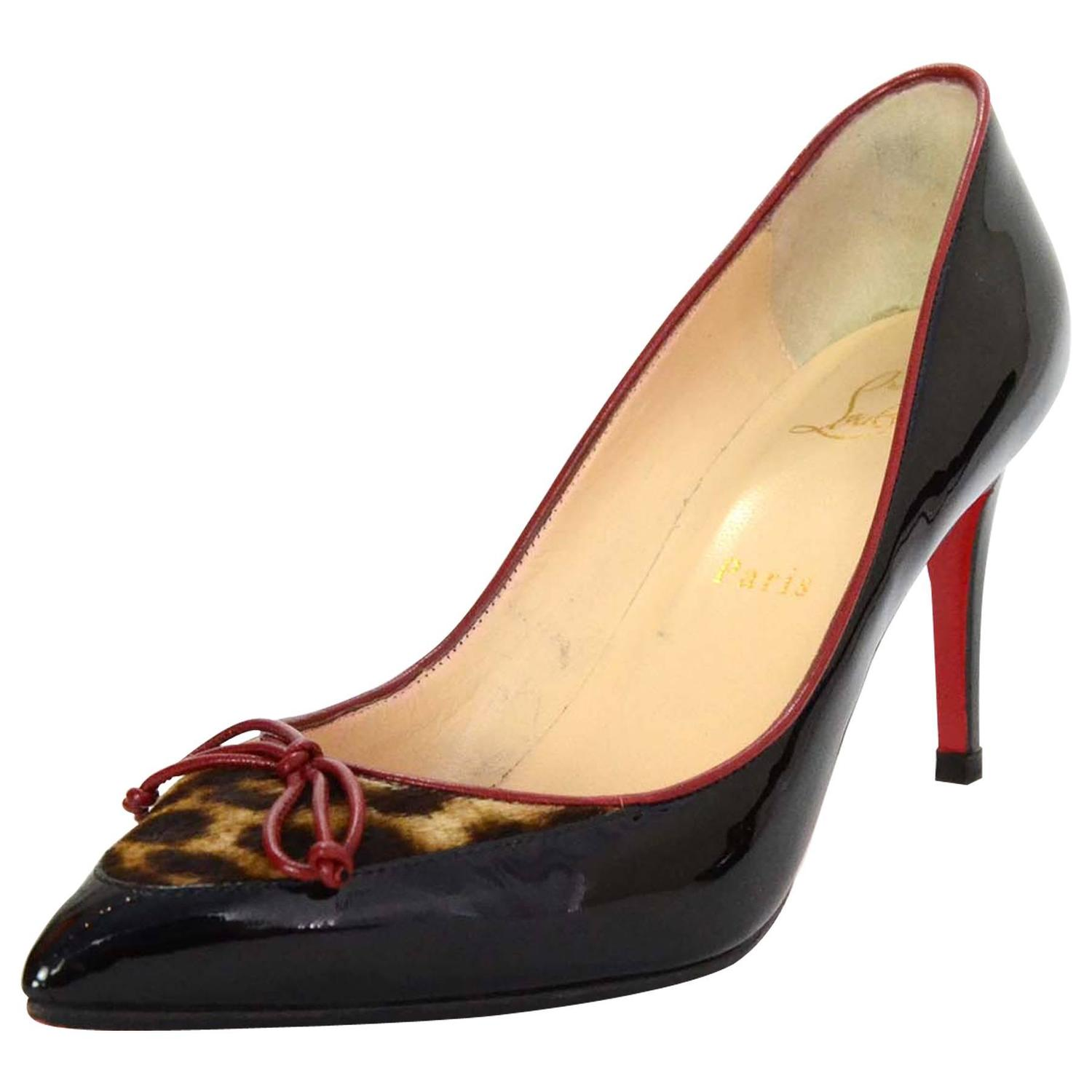 cheap louboutin shoes replica - Vintage Christian Louboutin: Shoes, Bags & More - 92 For Sale at ...