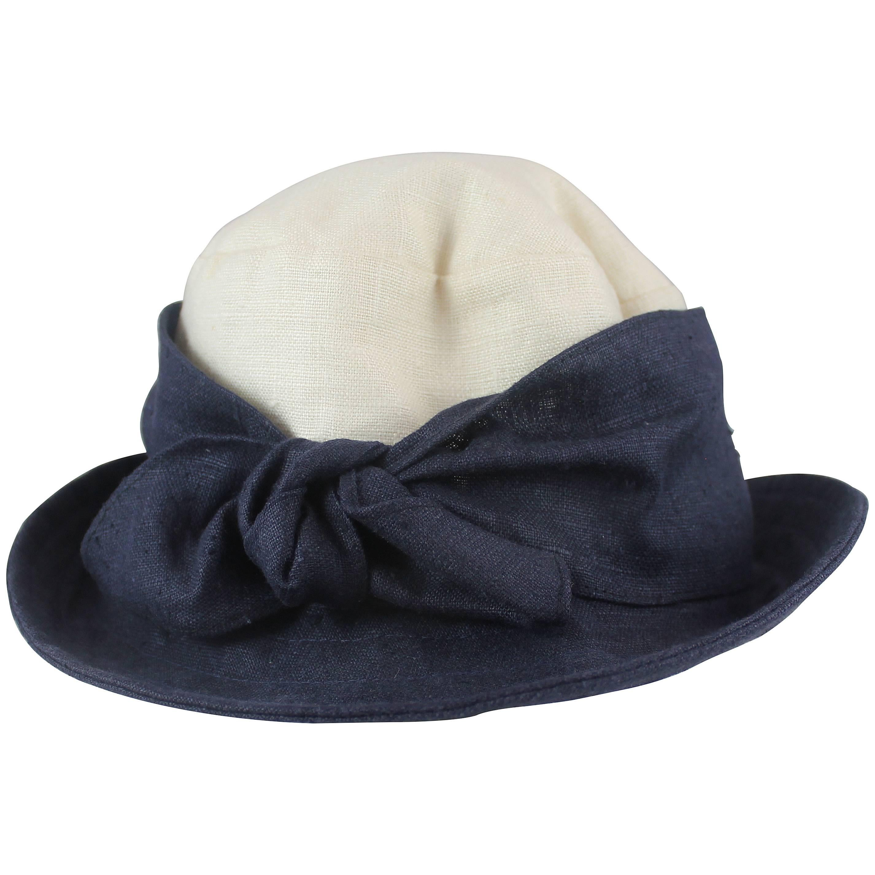 2343884f60e16 Vintage Hats For Sale in Palm Beach - 1stdibs