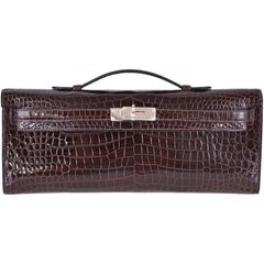 birkin purses prices - HERMES JIGE CLUTCH 29CM ORANGE POROSUS CROCODILE JaneFinds For ...