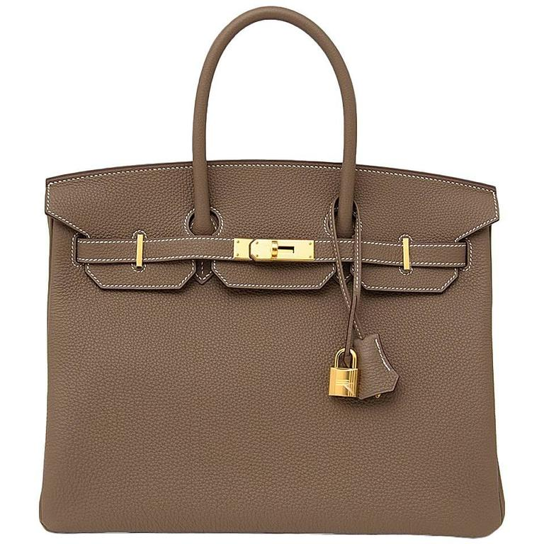 Hermes bag lock