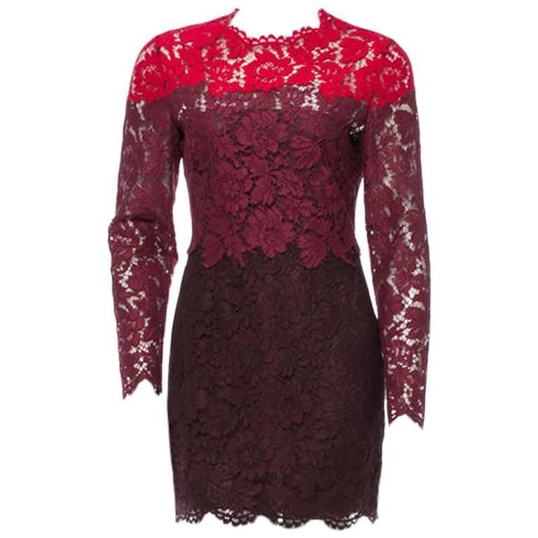 Valentino Fall Winter 2015 Dress