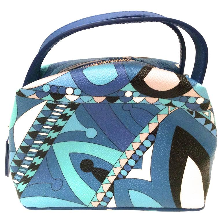 New Emilio Pucci Mini Handbag