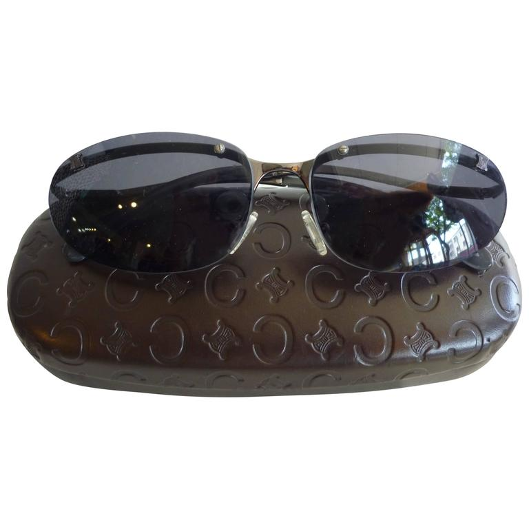 e7626033da 2003 Celine SC1005 Sunglasses at 1stdibs