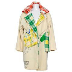 Ko and Co by JEAN CHARLES DE CASTELBAJAC Les Trois Amis Coat