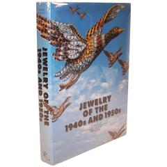 'Jewelry of the 1940s and 1950s' by Sylvie Raulet Collector's Coffee Table Book