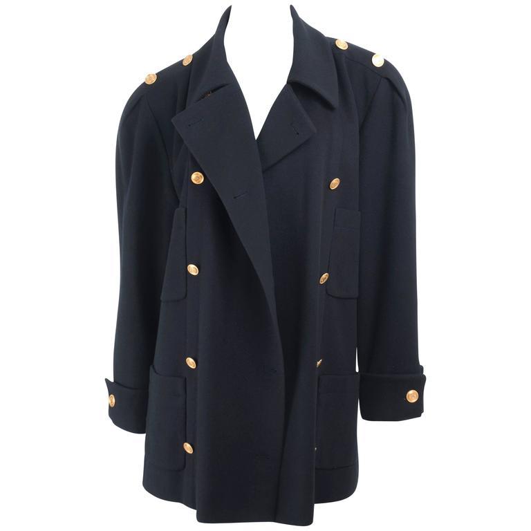 80's Chanel Jacket  1