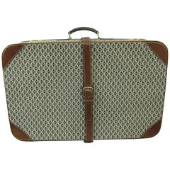 Goyard Vintage Suitcase in Canvas form the 60's