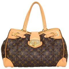 Louis Vuitton Monogram Etoile Shopper Tote with GHW and Dust Bag