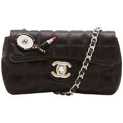Chanel Mini Sateen Shoulder Bag