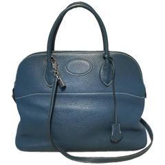 Hermes Mykonos Clemence Bolide Bag + Shoulder Strap
