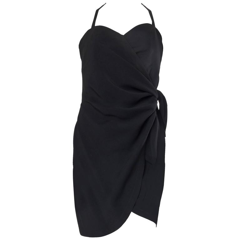 Moschino Couture Cruise me Baby LBD