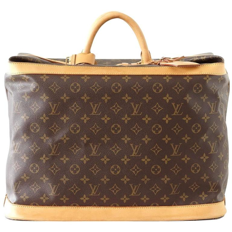 Louis Vuitton Monogram Cruiser 45 Weekender Luggage